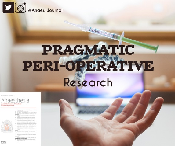 Pragmatic peri-operative research