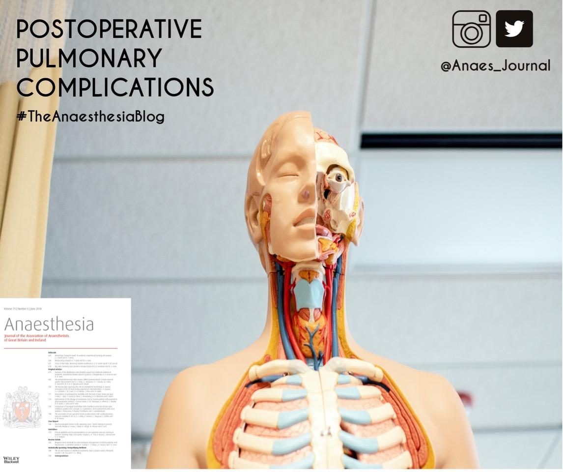 Postoperative pulmonary complications