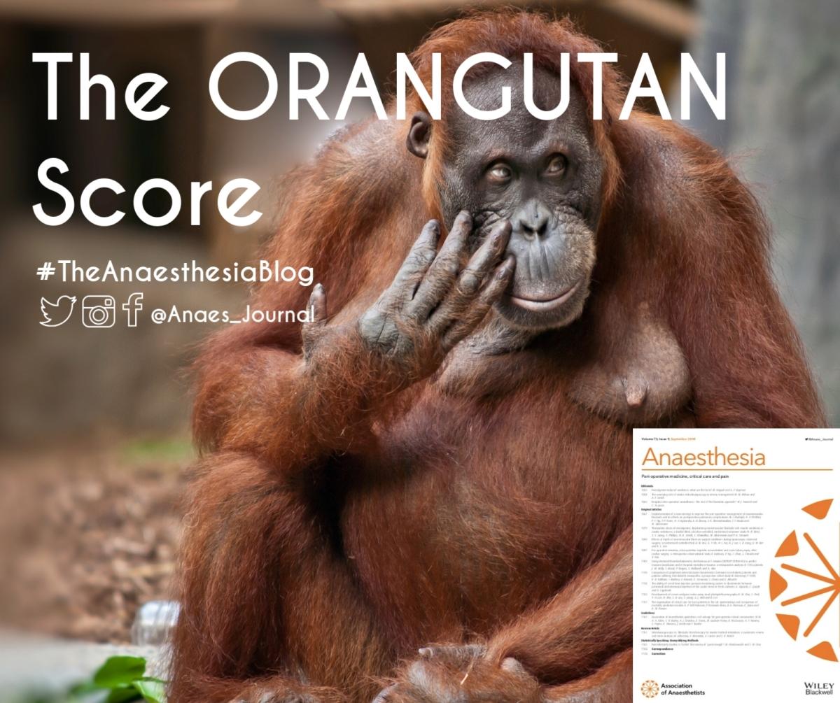 The ORANGUTAN Score