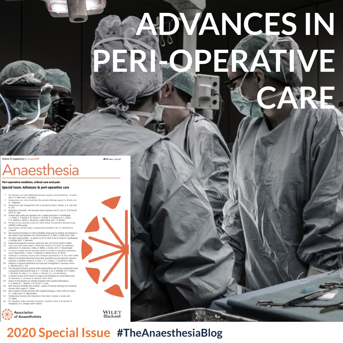 Advances in peri-operative care
