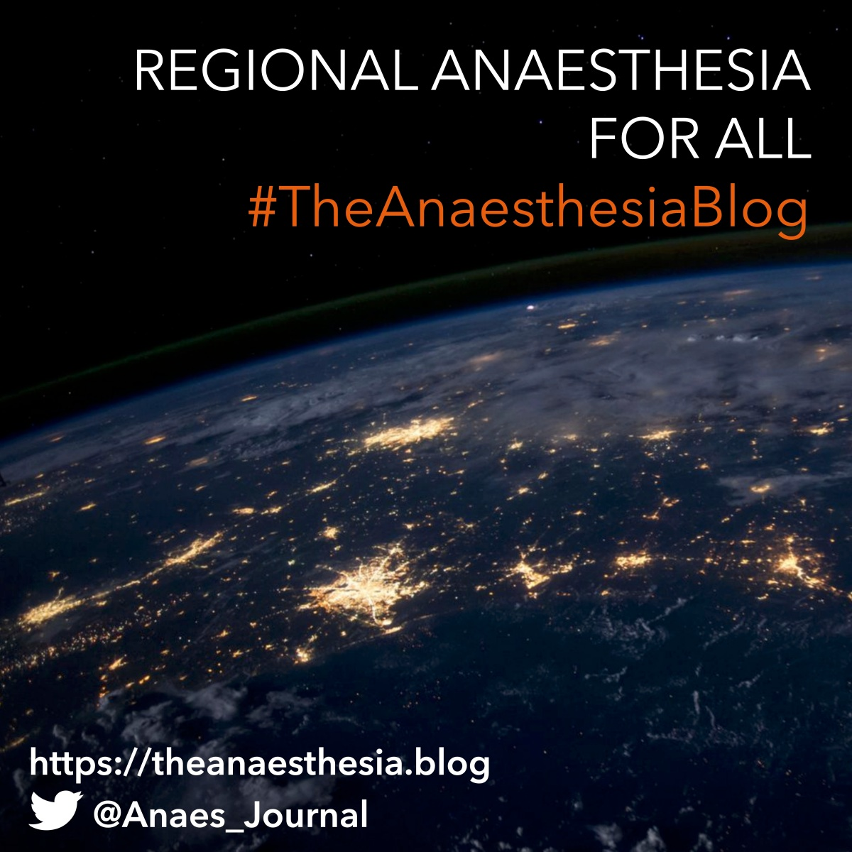 Regional anaesthesia for all