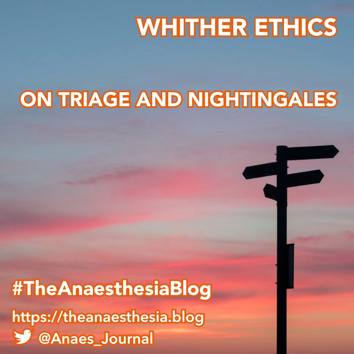 Whither ethics – on triage and Nightingales