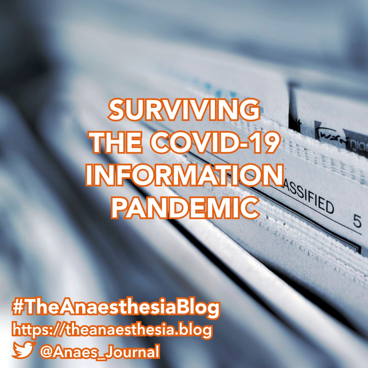 Surviving the COVID-19 information pandemic