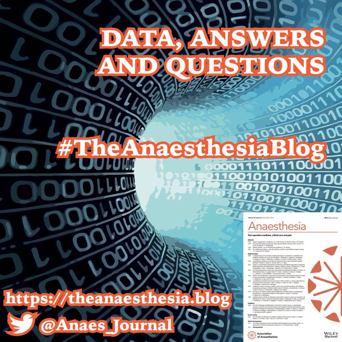 Data, answers andquestions