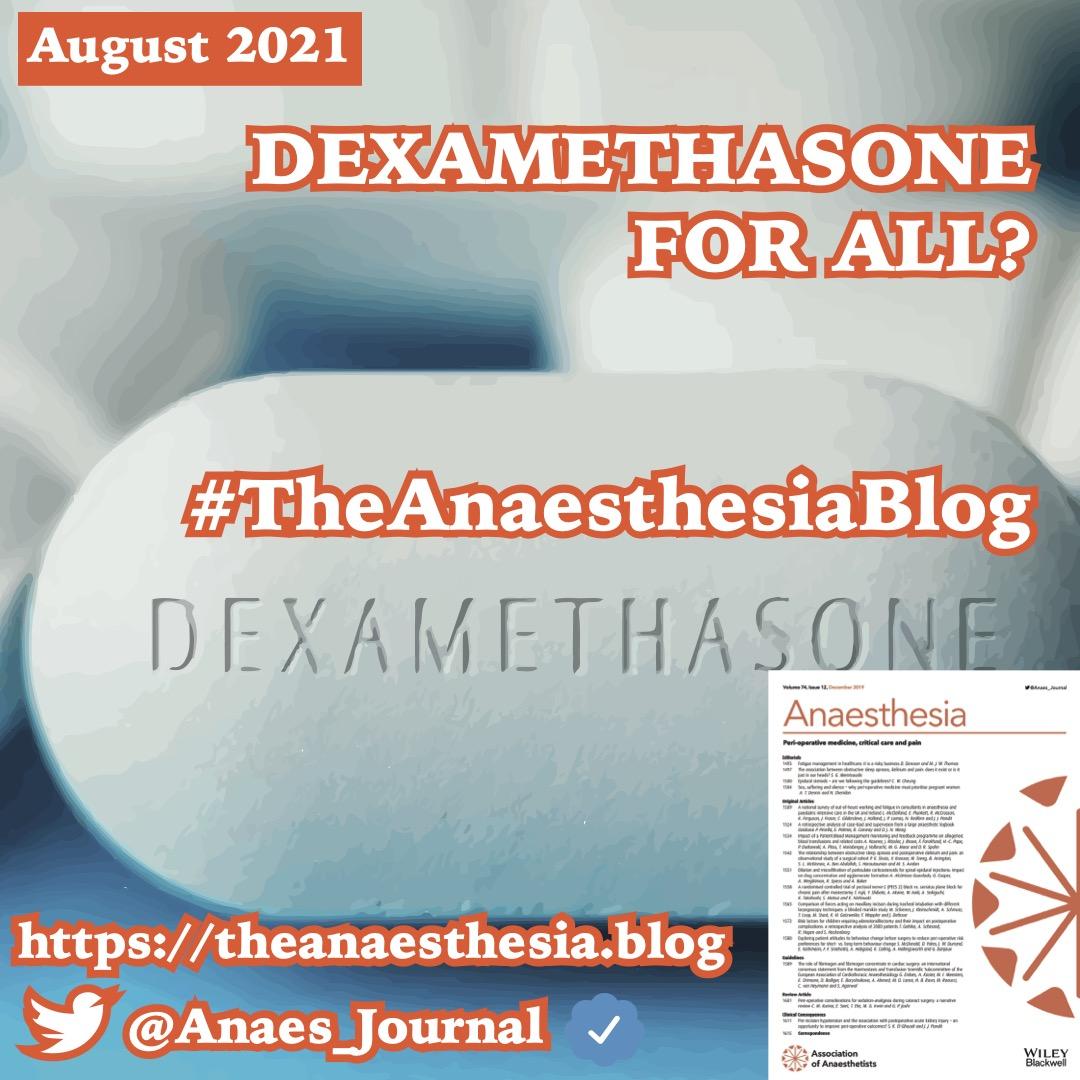 Dexamethasone for all?