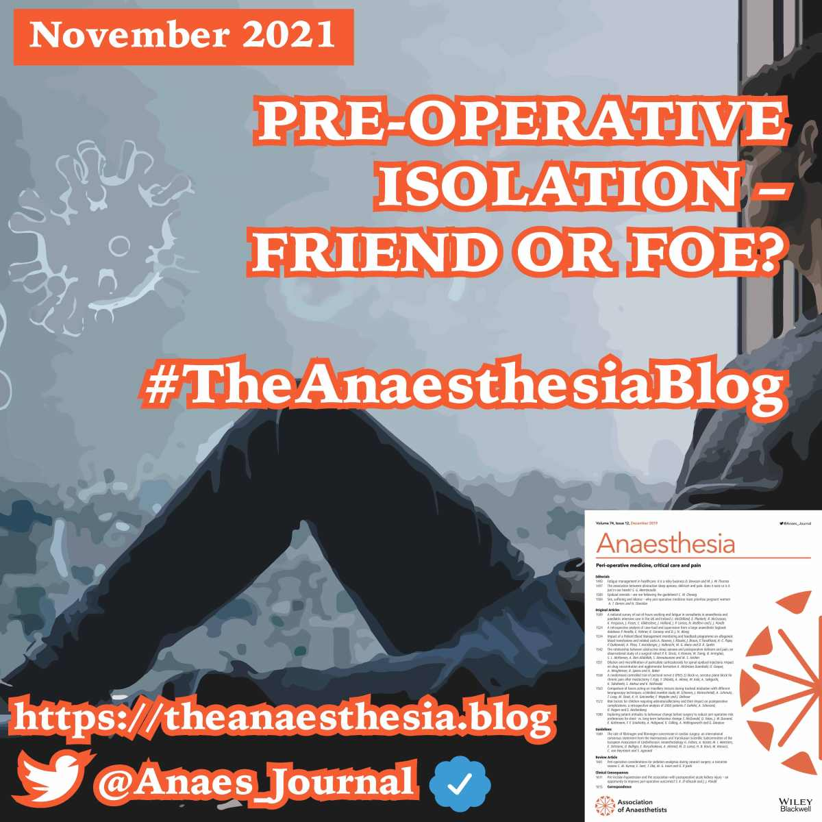 Pre-operative isolation – friend orfoe?